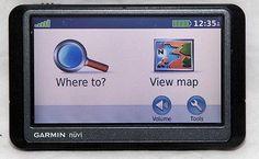 awesome Garmin Nuvi 200W GPS Navigation With 2016 USA CANADA MEXICO & 2016 SPAIN Maps - For Sale