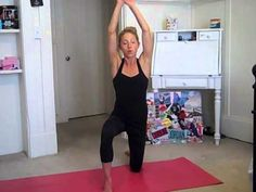 Ten Minute Total Body Stretch - Have you had a long work day? Are you feeling tense, stressed, or over worked? Did you just complete a crazy challenging workout or come home from a long road trip or plane flight? Take 10 minutes to ease your worries and relax your body with this quick, effective yoga, pilates, and dance inspired stretching series. Caroline Jordan's total body stretches designed to help your body get rid of tight, stiff muscles, work stress #carolinejordanfitness #stretch