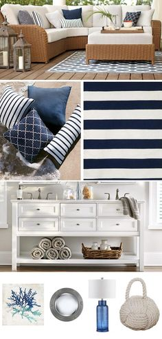 ALL ABOARD NAUTICAL STYLE
