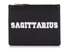 Sagittarius Zodiac Clutch