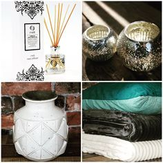 These are a few of our favourite things. Available to order soon via our website. 10% off your first order if you sign up! #meraki_interiors #reeddiffusers #vases #cushions #throws #instalike #candles #homedecor #homewares #interior #interiordecor