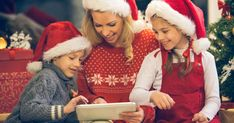 View top-quality stock photos of Christmas Family With Digital Tablet. Find premium, high-resolution stock photography at Getty Images. Christmas 2016, Family Christmas, Digital Tablet, Santa Hat, Winter Hats, Crochet Hats, Children, Shopping, Uk News