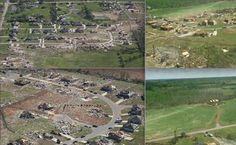 Examining the Phil Campbell, AL Tornado