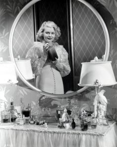 Barbara Pepper (1915 - 1969) - Photo via Rantings of a Modern Day Glamour Girl