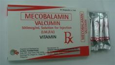 Sell Methylcobalamin Injection (Mecobalamin), Methycobal Injection 500 mcg Suppliers, Manufacturers