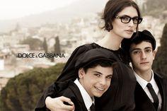 ru_glamour: Monica Bellucci, Bianca Balti & Bianca Brandolini для Dolce & Gabbana Fall Winter 2013