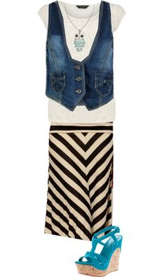 """""""Casual Friday"""" by bwilson119 on Polyvore"""