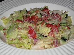 COPYCAT Bravo's Insalata Della Casa...the best salad ever!!!