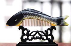 Isn't this Chinese Changzhou fish comb stunning?
