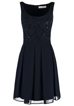 Cocktailkleid / festliches Kleid - navy