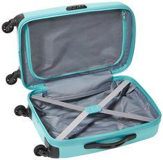 Maleta Samsonite Bright Lite pequeña. Cómo hacer la maleta perfecta (parte II)   dommuss