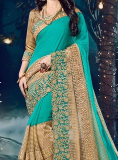 Indian Bridal Outfits, Indian Designer Outfits, Indian Dresses, Saree Wearing Styles, Saree Styles, Saree Embroidery Design, Saree Look, Traditional Fashion, Indian Beauty Saree