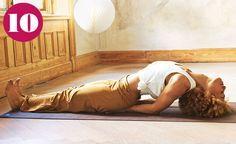 Mit Faszien-Yoga entspannt durch den Tag