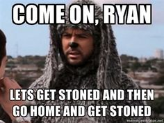 come on ryan.. #Wilfred
