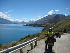 Ride New Zealand and discover great riding and spectacular scenery! New Zealand South Island Motorcycle Adventure. Click here to discover more: https://www.motoquest.com/guided-motorcycle-tour.php?new-zealand-south-island-motorcycle-adventure-tours-10