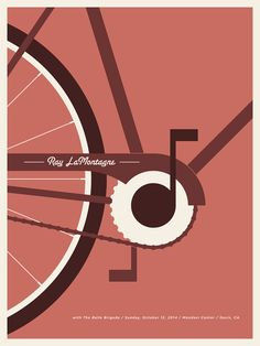 Ray LaMontagne Poster by Jason Munn