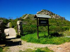 A beautiful day for a walk up #HoysKoppie in #Hermanus