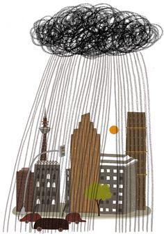Ilustración de Marta Antelo.   Su trabajo es una maravilla.