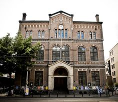 One of my favorite places, Amsterdam's pop temple: Paradiso #Rocktemple