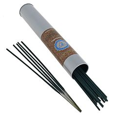 Indian Ayurveda Vishuddha Incense Sticks - Tin Tube with 30 Sticks in All - Great Gift for All Occasions ShalinIndia http://www.amazon.com/dp/B00MIJNQ9S/ref=cm_sw_r_pi_dp_DUKJvb1R8KEWB