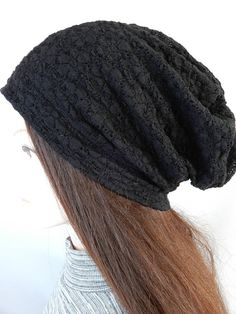 Women summer hat Summer ponytail hat Summer beanie women Reversible hat  Jersey beanie Summer slouch hat Summer tam Reversible beanie sizeS-L  7eaf0c0ed