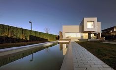 fragmented house by AQSO