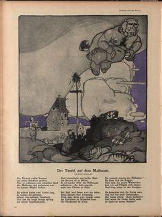 "Franz Wacik ; ""Die Muskete"", 23 mai 1912"