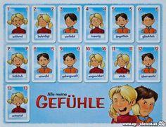 Gefühle German Language Learning, Learn A New Language, German Resources, Learn German, Play To Learn, Kindergarten, Classroom, Teaching, Activities