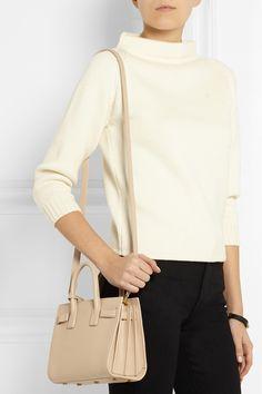 Saint Laurent | Sac porté épaule en cuir