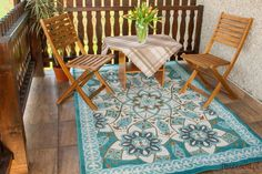 17 Best Dywany na balkon i taras images | Dywany, Dywan