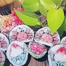 「飾り巻き寿司 夏」の画像検索結果
