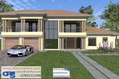 RDM5 House Plan No W1824 Round House Plans, House Plans For Sale, House Floor Plans, Village House Design, Village Houses, 2 Storey House Design, Modern House Design, 6 Bedroom House Plans, Double Storey House Plans