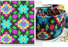 Tapestry Crochet, Camden, Easter Crafts, Lunch Box, Weaving, Kids Rugs, Knitting, Diy, Marvel