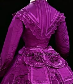 Astonishingly Beautiful Magenta Fabric