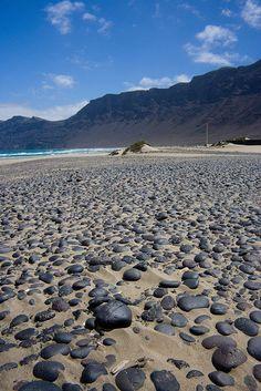 Famara Beach, Lanzarote,  Spain Tenerife, Basque Country, Island Design, Spain And Portugal, Canario, Island Beach, Canary Islands, Nature Scenes, Best Hotels