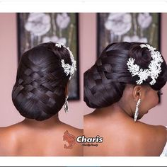 Get a gorgeous big-day look with your bridal hair! Elegant bridal hair updo is as important as your bridal dress. Getting the perfect bridal updo that will accentuate your face…