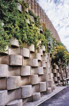 green wall sound barrier - Google-Suche