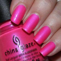 China Glaze Hang-Ten Toes