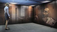 Deine Anna Frank, reizende expositie Exhibit Design, Innovation, Anna, Culture, Architecture, Building, Inspiration, Home, Arquitetura