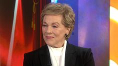 Julie Andrews on 50 years since Mary Poppins