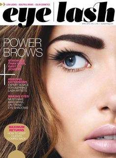 Eye Lash - April 2015 We made it! Check out our article