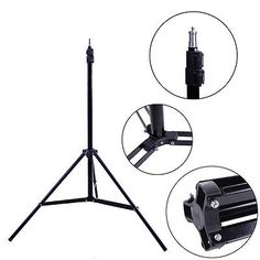 Cheap light stands for photography/video.