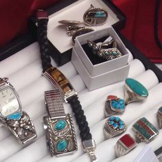 Men's vintage southwest accessory gift ideas use coupon code: FREEHOLIDAYSHIP at checkout until 12/31/16, no minimum purchase!