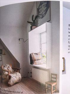 Designerlamper: Leken stuebelysning i stilrent hjem
