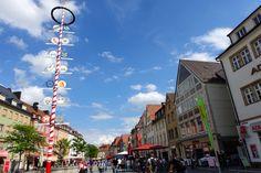 Streifzug durch Bayreuth - Roadtrip auf der Burgenstraße.