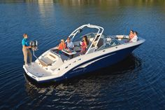 2016 Chaparral 284 Sunesta Sportdeck. The ultimate boat for all of your interests!