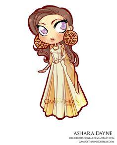 Ashara Dayne    Game of Thrones cosplay group http://www.gameofthronescosplay.com   by Sara Manca http://heiligershadowfax.deviantart.com/