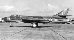 14 Sqn RAF Hawker Hunter F Mk 4