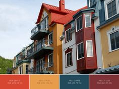 Best Home Exterior Color Combinations And Design Ideas Exterior Color Combinations, Color Schemes, Exterior Paint Colors, Exterior House Colors, Home Goods, Mansions, House Styles, Design Ideas, Blog
