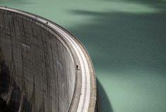 Water dam,Austria